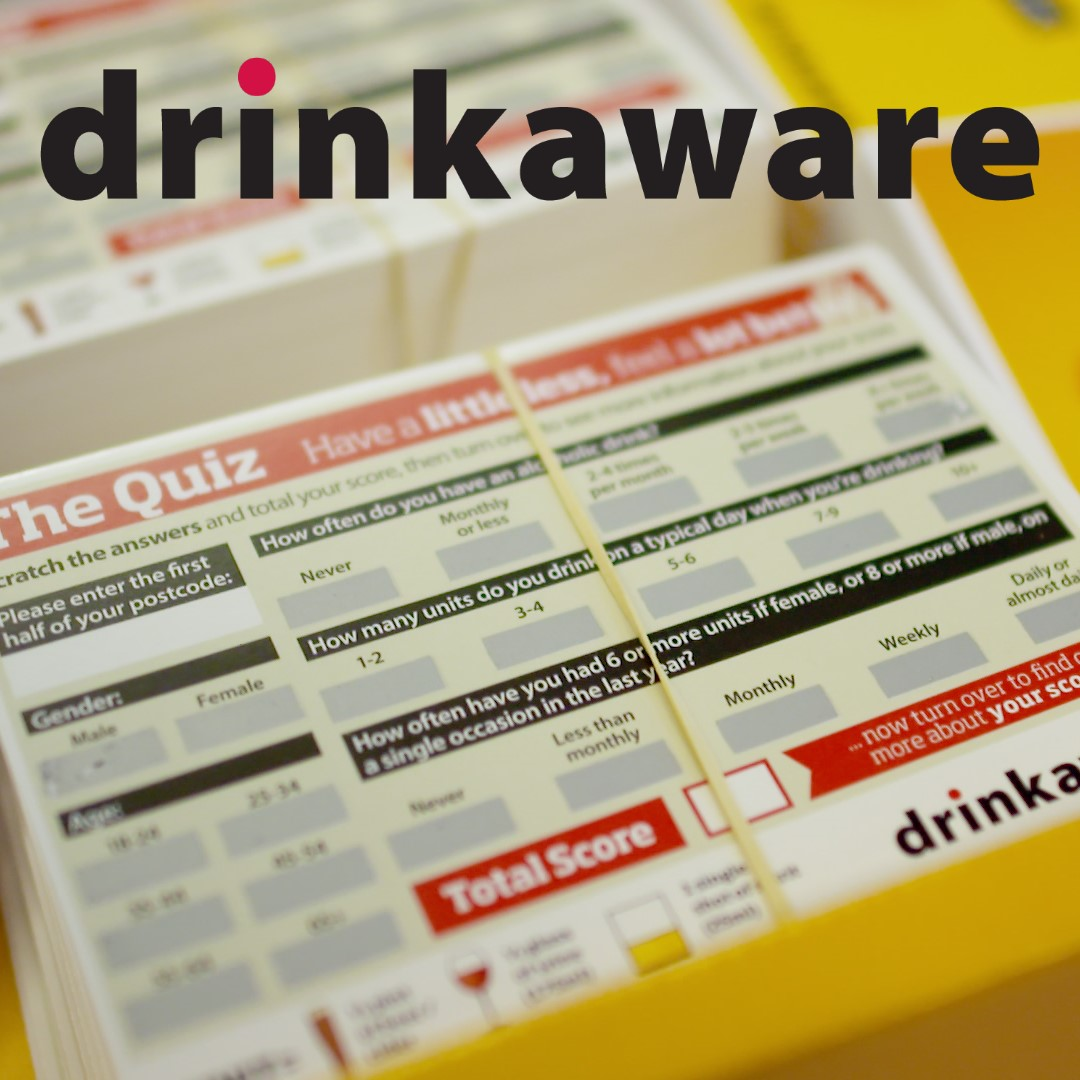 Drinkaware – Have a little less kit