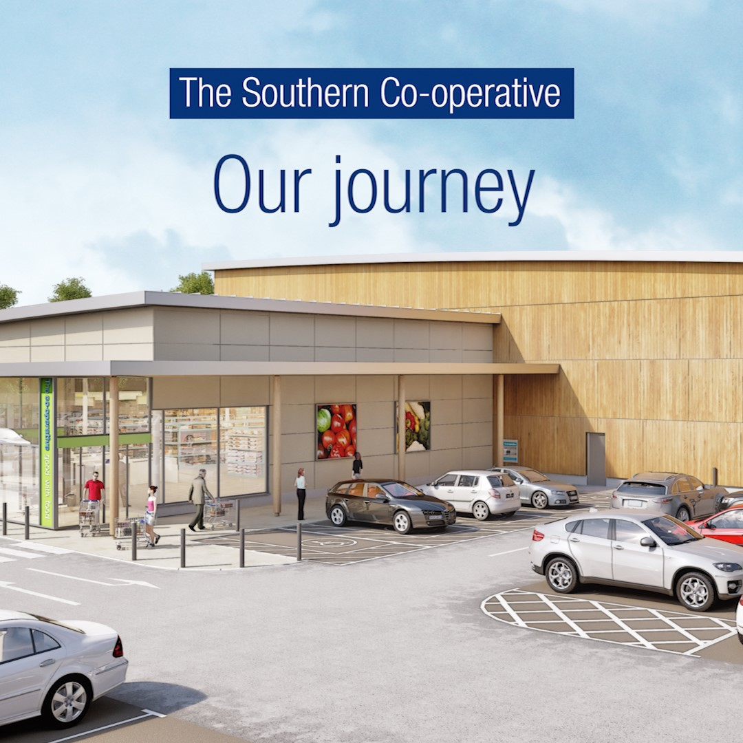 The Southern Co-operative, Freshwater, Isle of Wight